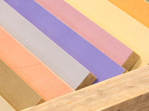 Cemcolori kleurstalen