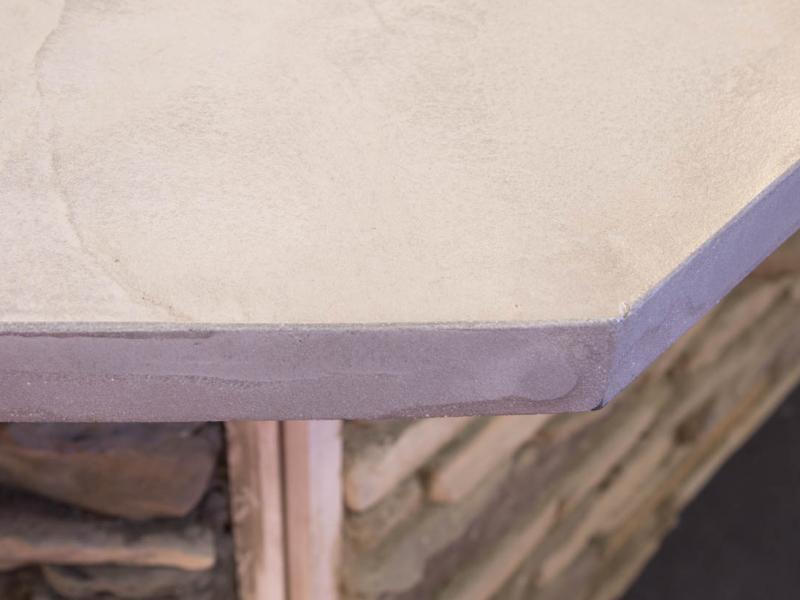 Tafelblad betonlook